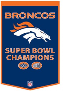 broncos super bowl odds