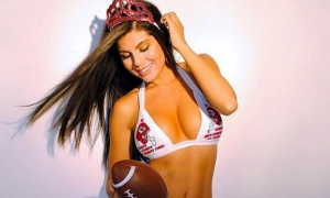 kc chiefs girl