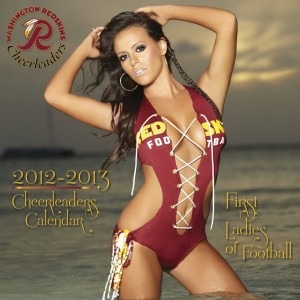 redskins girl