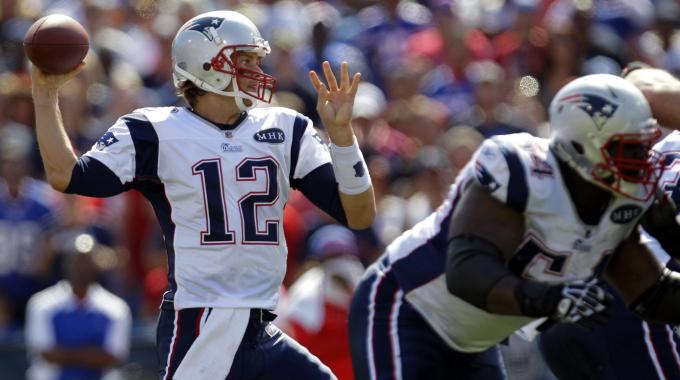 Tom Brady Bets